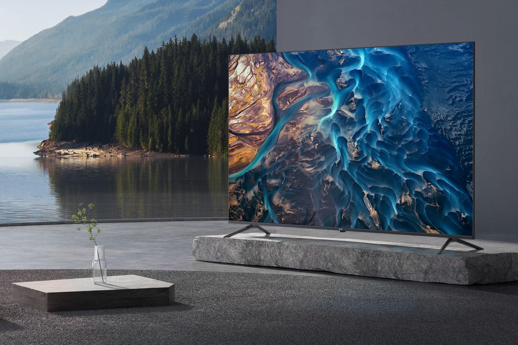 Xiaomi представила 86-дюймовый телевизор Redmi MAX TV 86 с частотой обновления 120 Гц