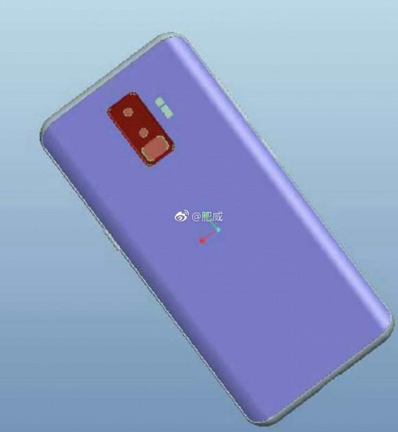 3D-модели потенциального Самсунг Galaxy S9 засветились вглобальной сети