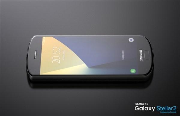 Самсунг выпустит бюджетный смартфон Galaxy Stellar 2