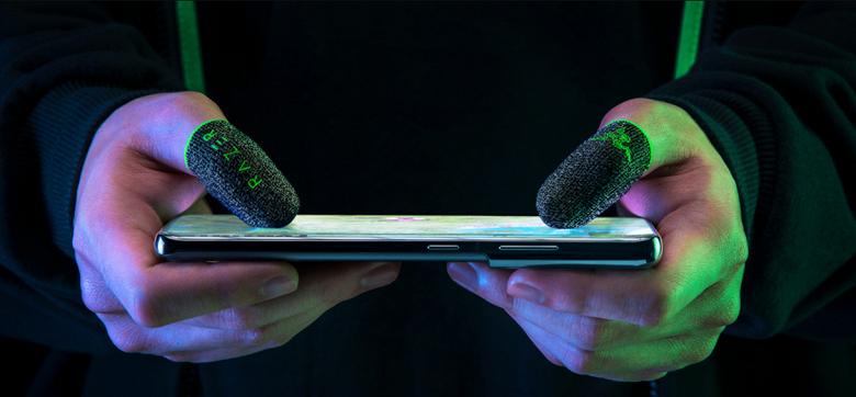 Razer выпустила игровые напальчники Gaming Finger Sleeve