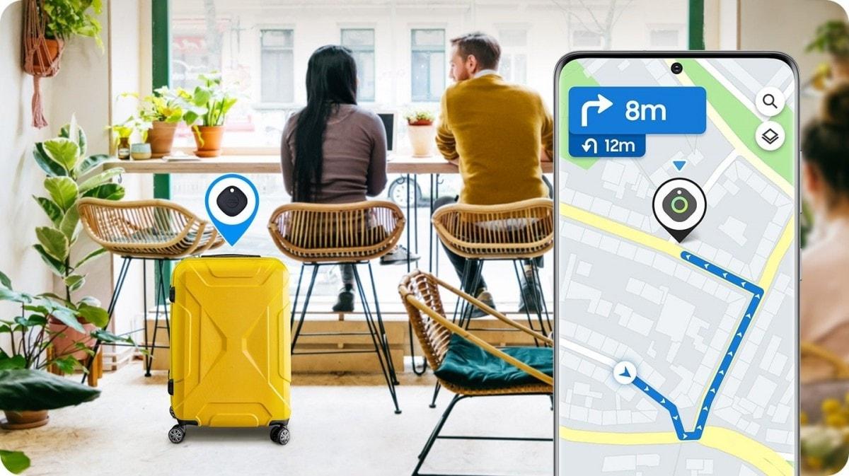 Samsung представила Bluetooth-трекеры Galaxy SmartTag и SmartTag