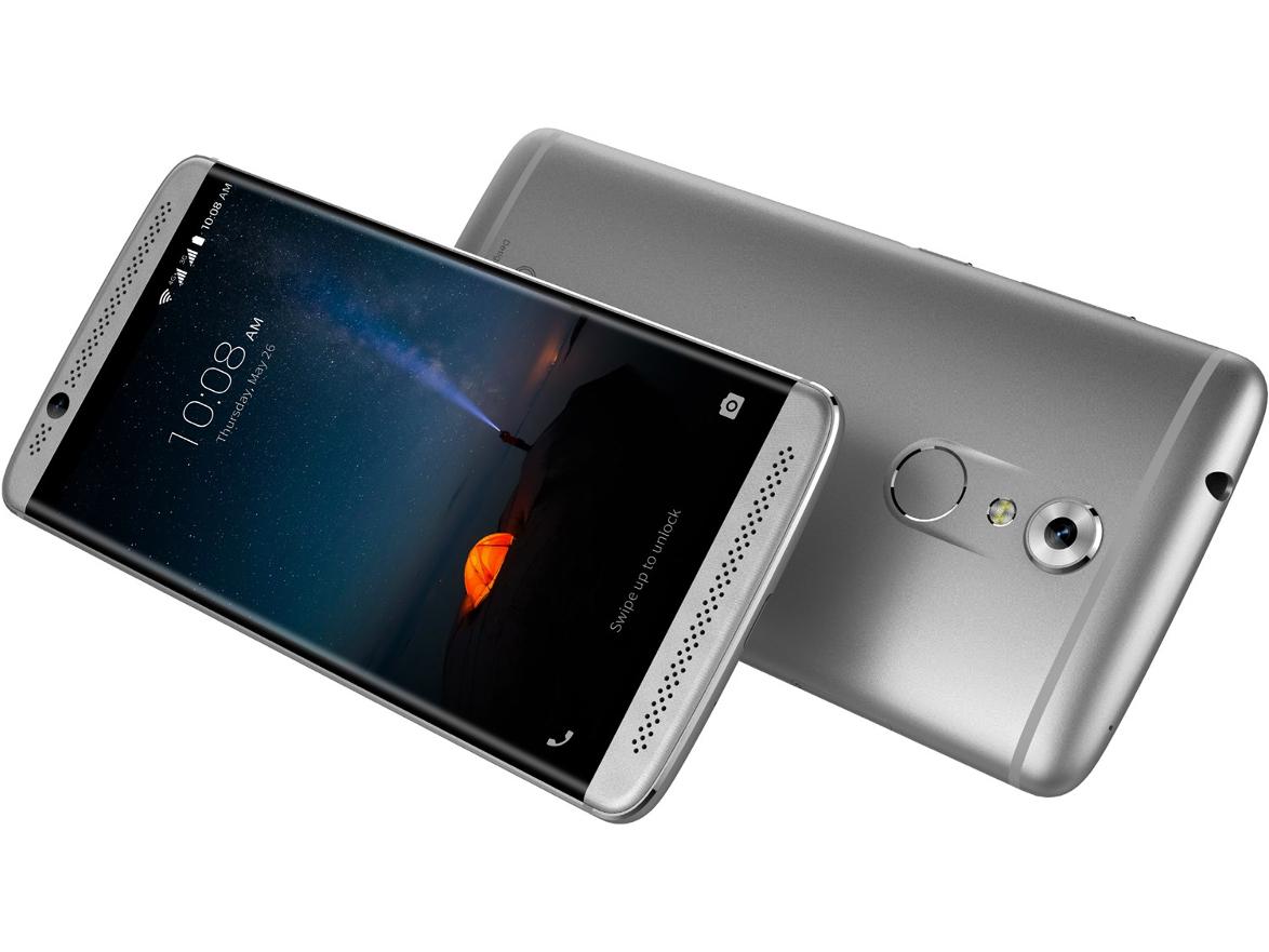 Компания ZTE начала продажи на рынке Европы телефона Axon 7 Мини