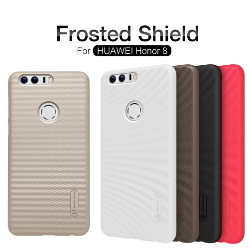 Кейс накладка NILLKIN Super Frosted Shield для Huawei Honor 8