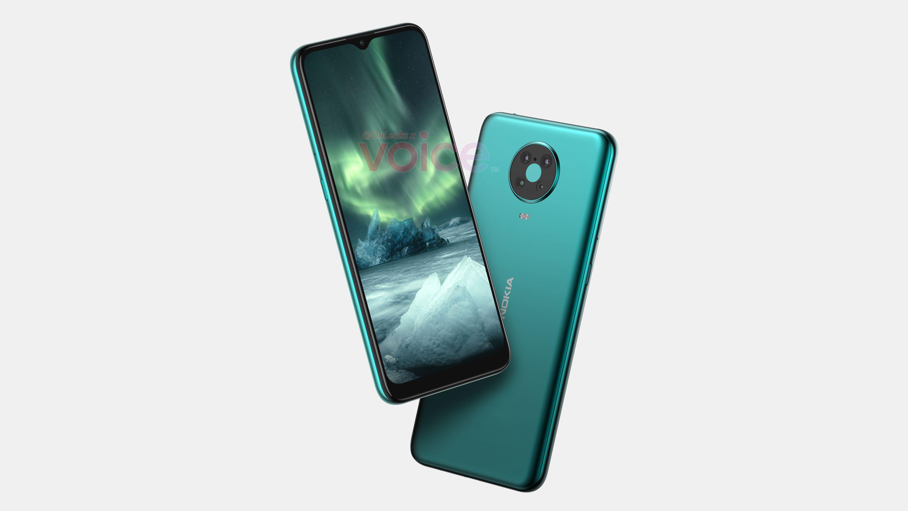 Опубликованы качественные фото смартфона Nokia 6.4