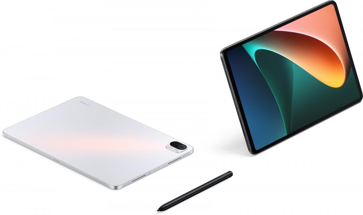 Xiaomi представила глобальную версию планшета Xiaomi Pad 5