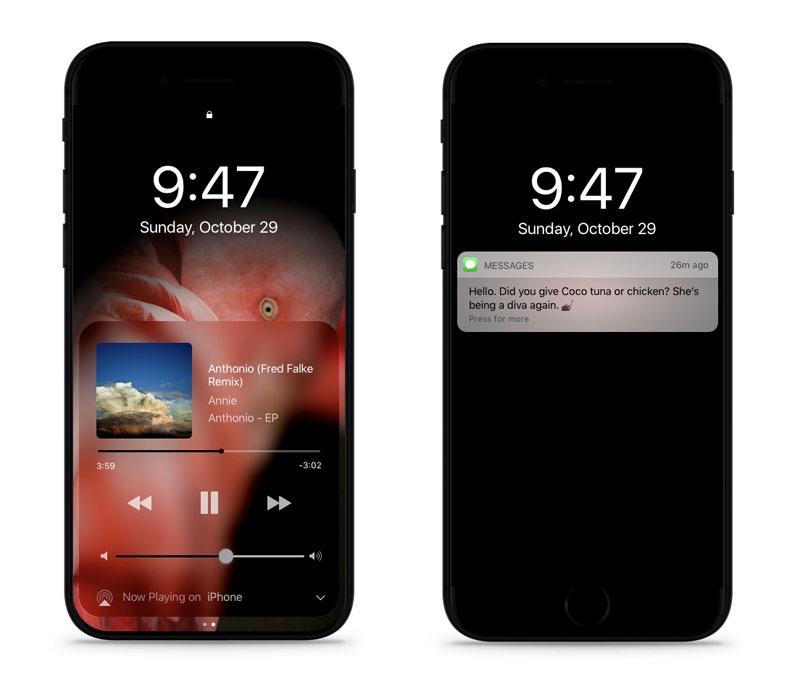 IPhone-8: концептуальный автомобиль  телефона  попал навидео
