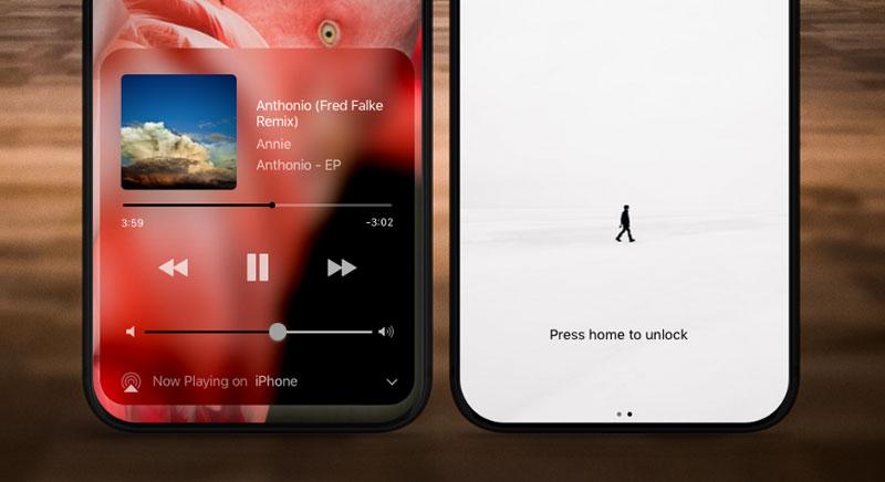 Вглобальной паутине появилось видео сiPhone 8