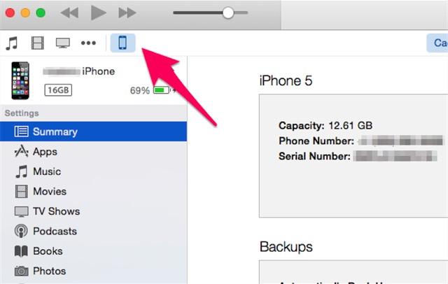 Как обновить iphone 5 до ios 9 через компьютер - 44