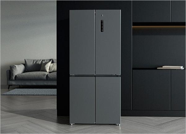 Xiaomi представила четырехдверный холодильник под брендом Mijia