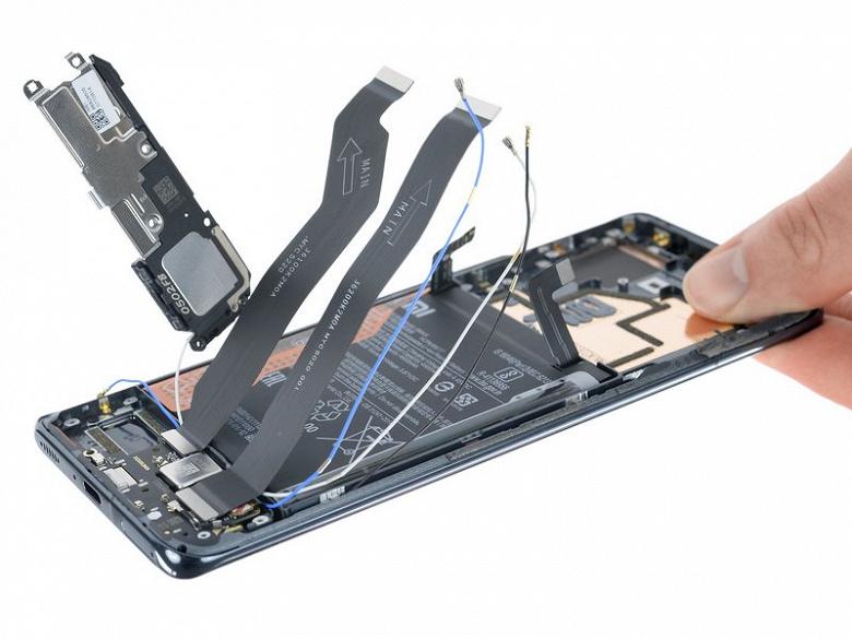 Оценена ремонтопригодность флагмана Xiaomi Mi 11