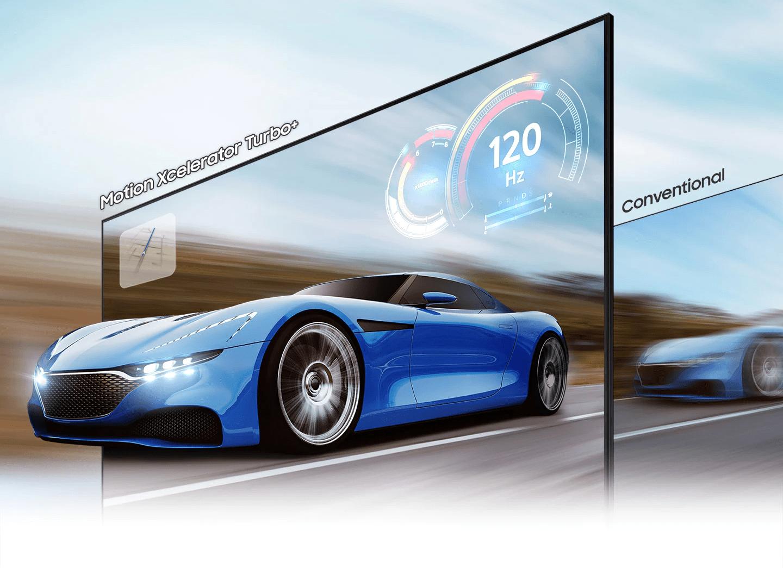 Представлен ультратонкий игровой телевизор Samsung QX2 с частотой обновления 120 Гц