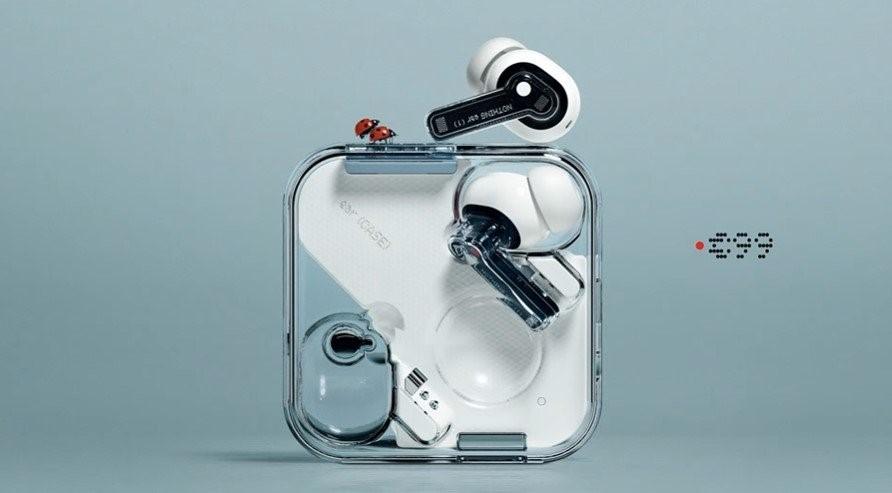 Официально представлены беспроводные наушники Nothing Ear (1)