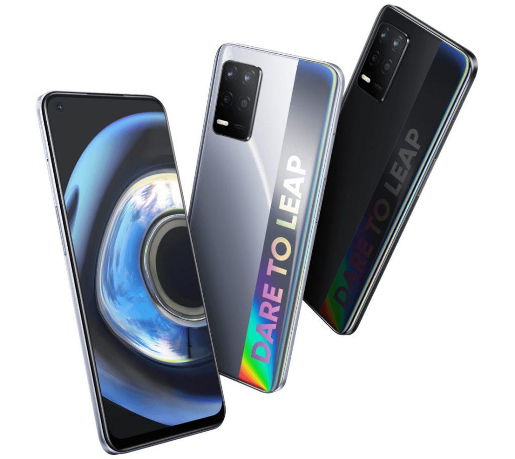Смартфоны Realme Q3 и Realme Q3 Pro представлены официально