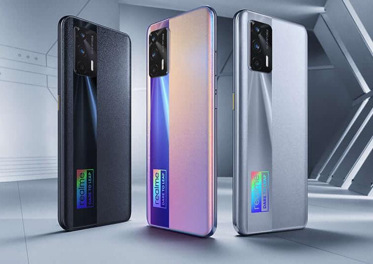 Смартфон Realme X7 Max 5G с чипом Dimensity 1200 и дисплеем 120 Гц представлен официально