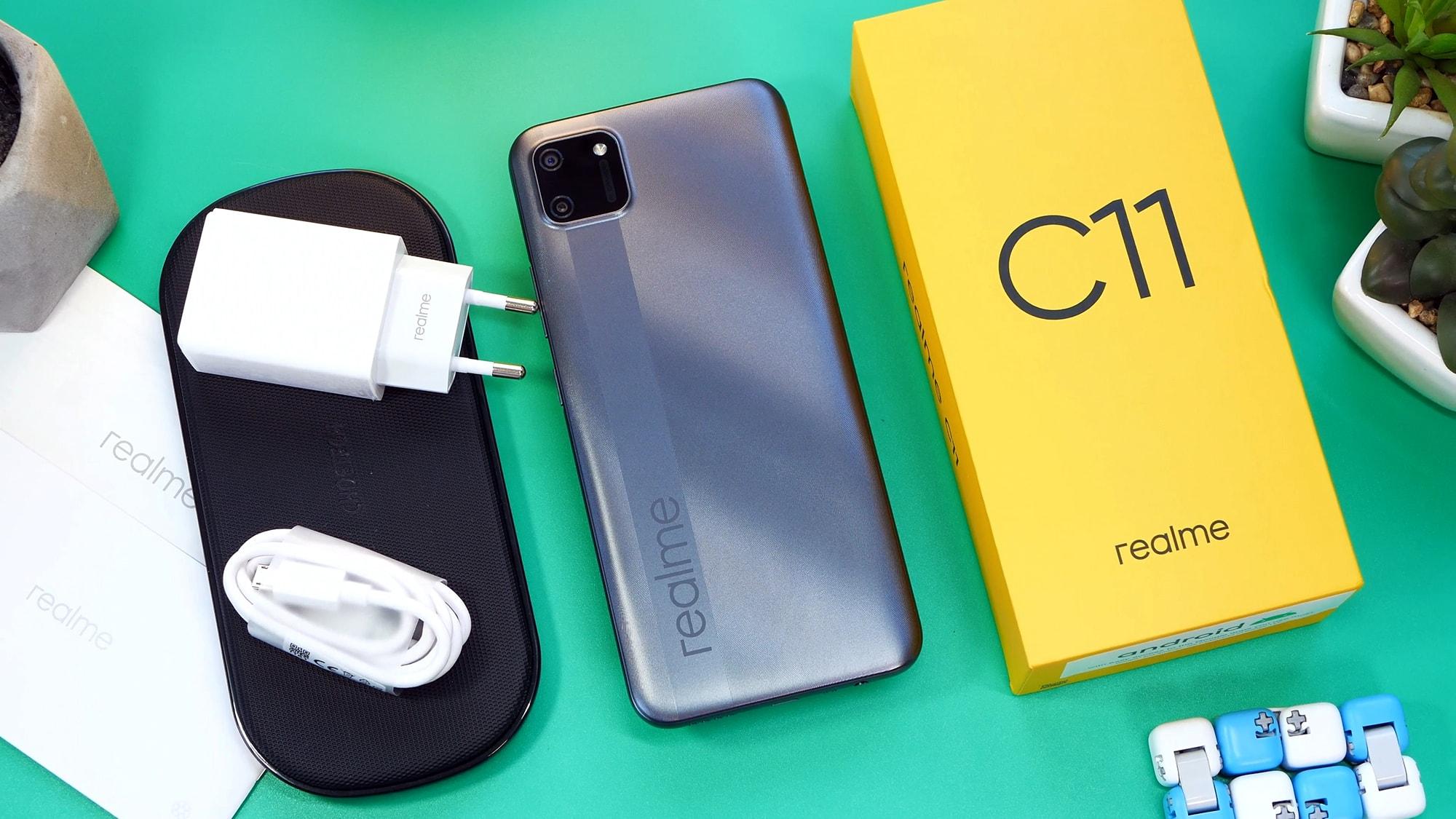 Обзор Realme C11  ультрабюджетный смартфон с хорошей автономностью