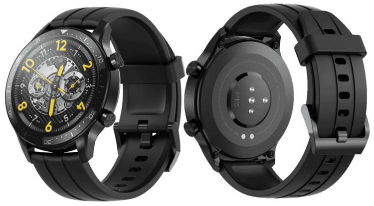 realme объявила дату продажи новых смарт часов Watch S Pro и Watch S