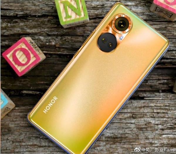 Опубликованы фото будущего смартфона Honor 50