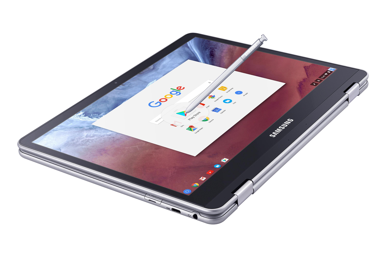 Продажи Самсунг Chromebook Plus/Pro наподходе