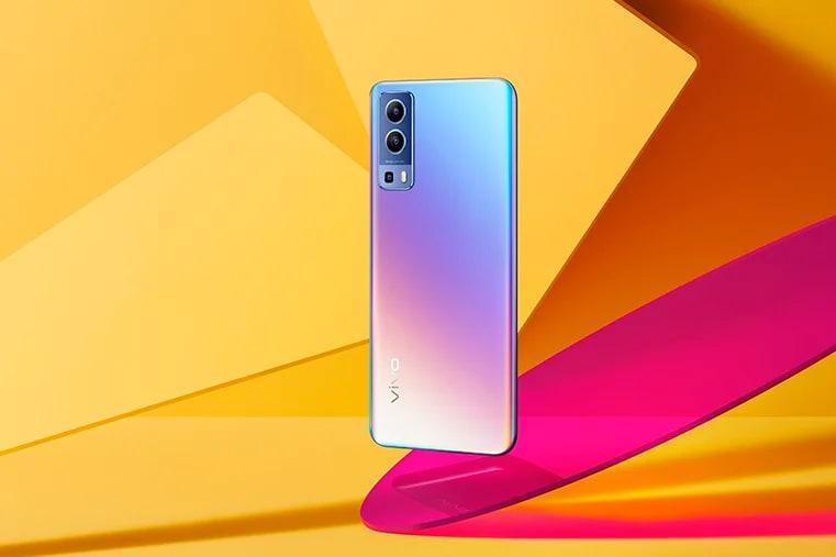 Представлен смартфон Vivo Y52 5G с процессором Dimensity 700