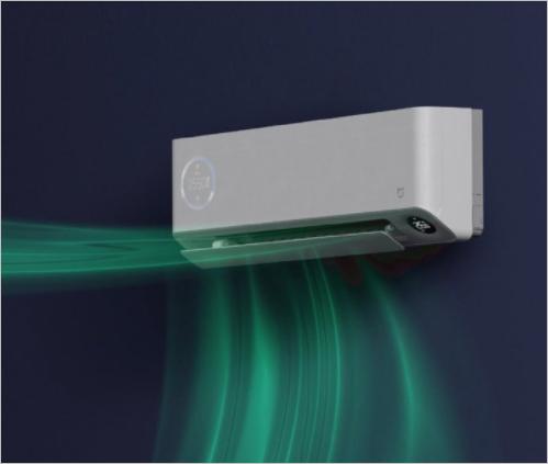 Представлен кондиционер Xiaomi MIJIA Fresh Air Conditioner Premium Edition