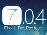 Скачать iOS 7.0.4 на iPhone 5s, iPhone 5c, iPhone 5, iPhone 4S, iPhone 4, iPad mini/mini2, iPad 2/3/4/Air и iPod Touch