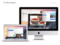 Apple выпустила OS X Yosemite 10.10 Developer Preview 4