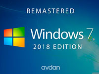 Создан концепт Windows 7 2018 Edition