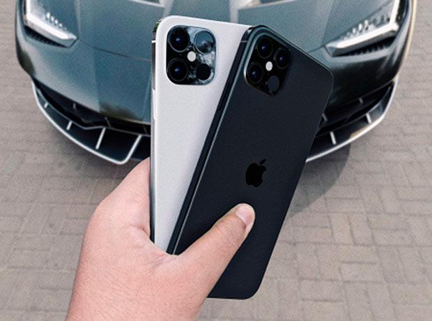 Показан реалистичный концепт флагмана iPhone 12