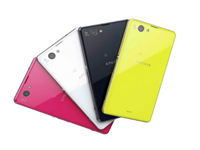 Sony Xperia Z1 f (mini) может появиться в Китае 14 января