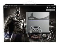 Sony запустила продажи Limited Edition Batman: Arkham Knight PlayStation 4