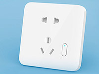 Xiaomi выпустила новую смарт-розетку MIJIA Smart Wall Socket