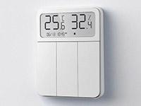 Xiaomi выпустила термостат Mijia с функцией выключателя