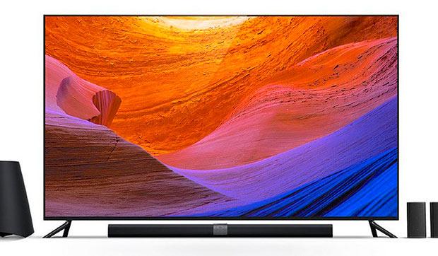 Снижена стоимость 75-дюймового телевизора Xiaomi Mi TV 4S