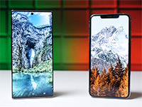 Samsung Galaxy Note10+ оказался прочнее iPhone XS Max