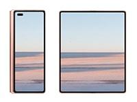 Опубликован первый рендер складного смартфона Huawei Mate X2