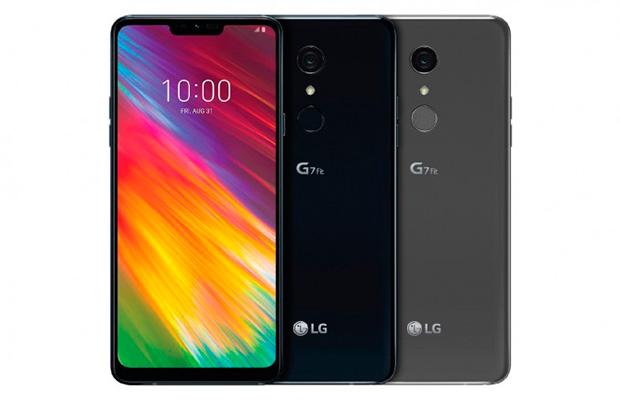 LG G7 Fit появится в продаже на этой неделе