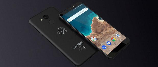Представлены первые африканские смартфоны Mara X и Mara Z