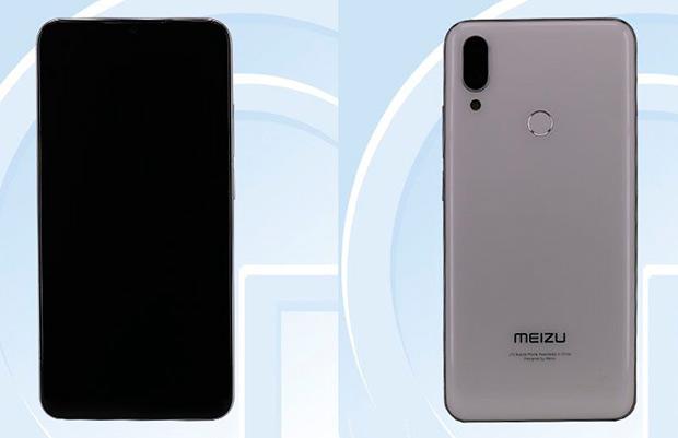 В TENAA появились изображения Meizu Note 9