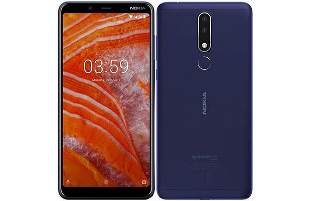 Представлен 6-дюймовый смартфон Nokia 3.1 Plus с двойной камерой