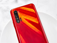 Выпущен смартфон Huawei Nova 6 5G Honey Red Red Star Edition