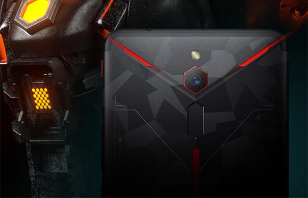 Анонсирован игровой смартфон Nubia Red Magic 2 с двумя системами охлаж