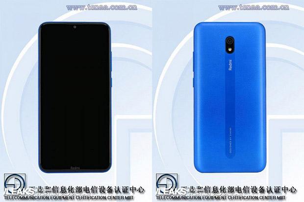 Стали доступны официальные фото будущего смартфона Redmi 8A