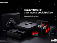 Samsung представила Galaxy Note10+ Star Wars Edition в комплекте с Galaxy Buds