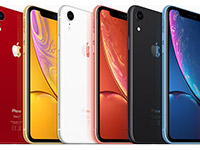 Apple опубликовала два новых промо видео iPhone XR