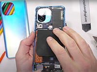 Произведена разборка флагмана Xiaomi Mi 11