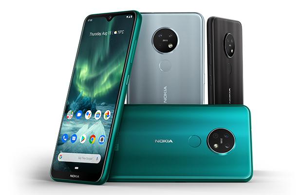 В Украине стартовали продажи Nokia 7.2