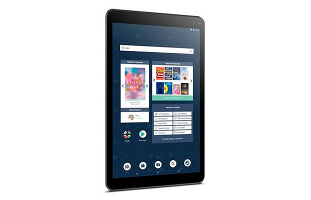 Barnes&Noble представила бюджетный Android-планшет NOOK 10.1