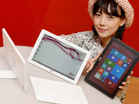 LG представила планшет-трансформер на Windows — Tab Book Duo