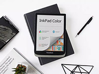 Представлена электронная книга PocketBook InkPad Color