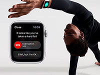 Блогеры выяснили, когда Apple Watch Series 4 определяют падение пользователя